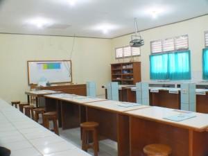 Lab. Kimia/Fisika SMAN 13 Kabupaten Tangerang