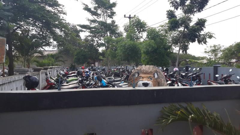 Tempat Parkir SMAN 13 Kab. Tangerang (4)